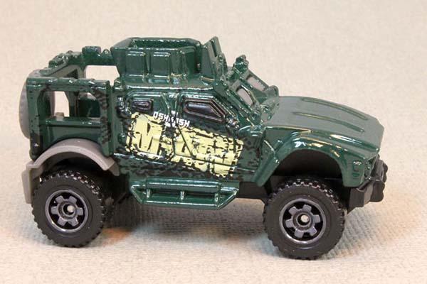 Matchbox MB855 : Oshkosh M-ATV
