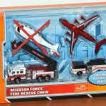 Matchbox 2013 Mission Force - Fire Rescue Crew