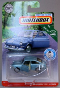 MB1135-02 : '67 Volkswagen Type 3 Fastback