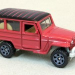 Matchbox MB1141-01 : '62 Jeep Willys Station Wagon
