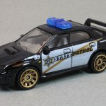 Matchbox MB751-04 : Subaru Impreza Police