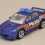 Matchbox MB751-05 : Subaru Impreza Police