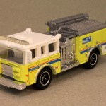 Matchbox MB755-03 : Pierce Dash Fire Engine