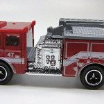 Matchbox MB755-07 : Pierce Dash Fire Engine