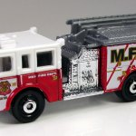 Matchbox MB755-19: Pierce Dash Fire Engine