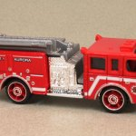 Matchbox MB755-20 : Pierce Dash Fire Engine