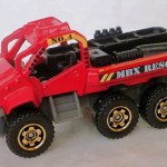 Matchbox MB912-02 : Trail Tracker