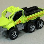Matchbox MB912-08 : Trail Tracker