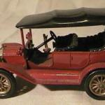 Matchbox Models of Yesteryear : Y01-2-03 : 1911 Ford Model 'T' Car
