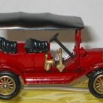 Matchbox Models of Yesteryear : Y01-2-05 : 1911 Ford Model 'T' Car