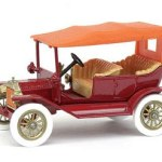 Matchbox Models of Yesteryear : Y01-2-PP02 : 1911 Ford Model 'T' Car