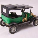Matchbox Models of Yesteryear : Y01-2-PP04 : 1911 Ford Model 'T' Car