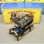 Matchbox Models of Yesteryear : Y01-2-C2-03 : 1911 Ford Model 'T' Car