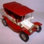 Matchbox Models of Yesteryear : Y01-2-21 : 1911 Ford Model 'T' Car