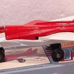 Matchbox MB027-02 : Swing Wing Jet