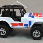 Matchbox MB131-04 : Jeep 4X4