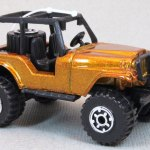 Matchbox MB131-12 : Jeep 4X4