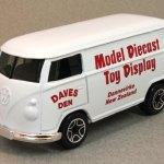 Matchbox MB405-C2-09 : Volkswagen Delivery Van