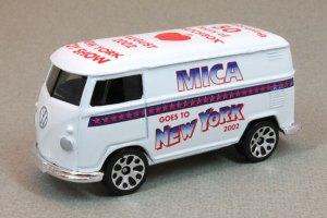 Matchbox MB405-C2-17 : Volkswagen Delivery Van