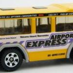Matchbox MB662-12 : City Bus