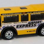 Matchbox MB662-13 : City Bus