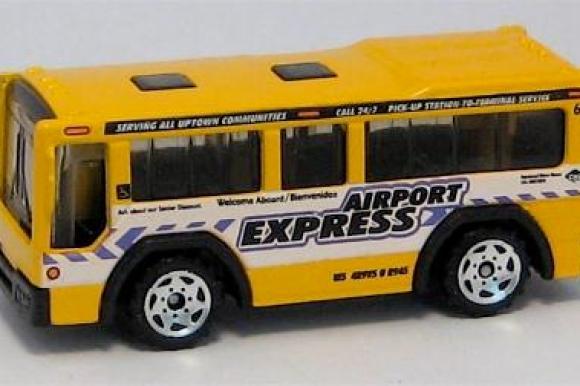 Matchbox MB662-13 : City Bus