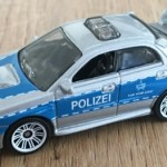 Matchbox MB751-07 : Subaru Impreza Police