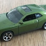 Matchbox MB759-12 : Dodge Challenger SRT8