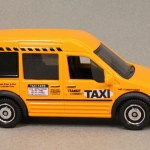 Matchbox MB798 : 2010 Ford Transit Connect