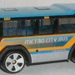 Matchbox MB662-06 : City Bus