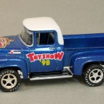 Matchbox MB300-09 : 1956 Ford F-100 Pick-Up