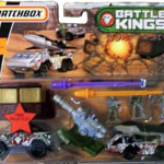 Matchbox Battle Kings : Canyon Raid – 2010