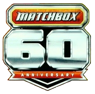 Matchbox 60th Anniversary logo