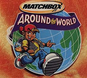 Matchbox Around the World