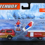 Matchbox 2012 Hitch N Haul : Vacation Day