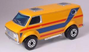 Matchbox MB068 : Chevy Van