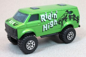 Matchbox MB102 : 4×4 Chevy Van