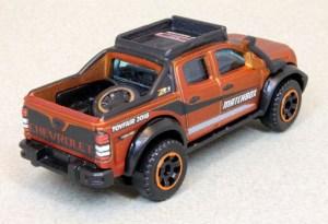 Matchbox MB1078 : 16 Chevy Colorado Xtreme