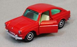 Matchbox MB1135 : '67 Volkswagen Type 3 Fastback