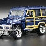 Matchbox MB1141 : '62 Jeep Willys Station Wagon