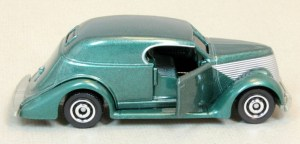 Matchbox MB1164 : Custom 1936 Ford Sedan