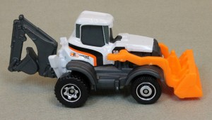 Matchbox MB1176 : MBX Backhoe