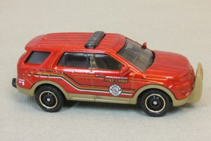 Matchbox MB1179 : '16 Ford Explorer Interceptor
