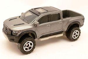 Matchbox MB1181 : Nissan Titan Warrior Concept