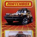 Matchbox MB1185 : Porsche 911 Rally
