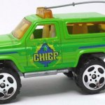 Matchbox MB129 : 4x4 Chevrolet Blazer