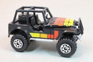 Matchbox MB131 : Jeep 4X4