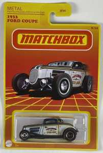 Matchbox MB327 : 1933 Ford Coupe