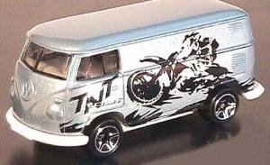Matchbox MB405 : Volkswagen Delivery Van
