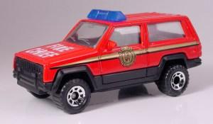 Matchbox MB574 : Jeep Cherokee